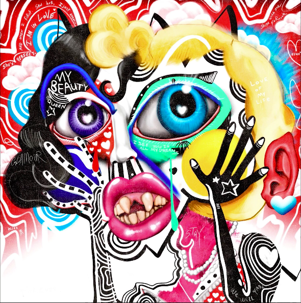 Everlasting Beauty by Fewocious