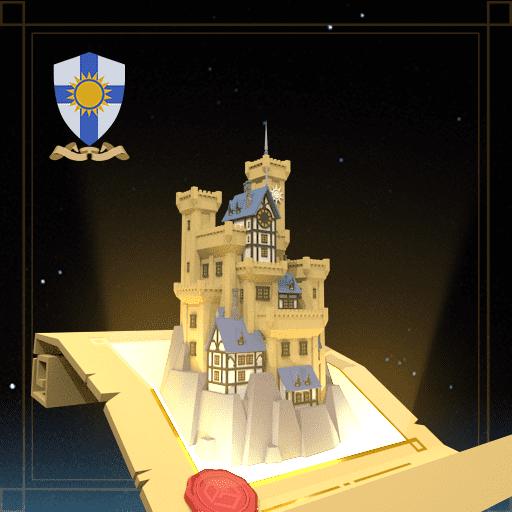 Citadel of the Sun by Mirandus