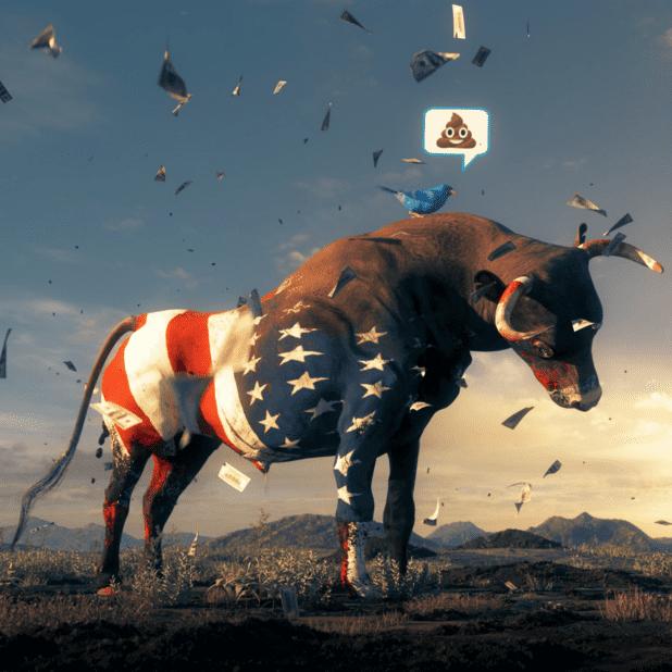 Politics is Bullshit #2/100 by Beeple