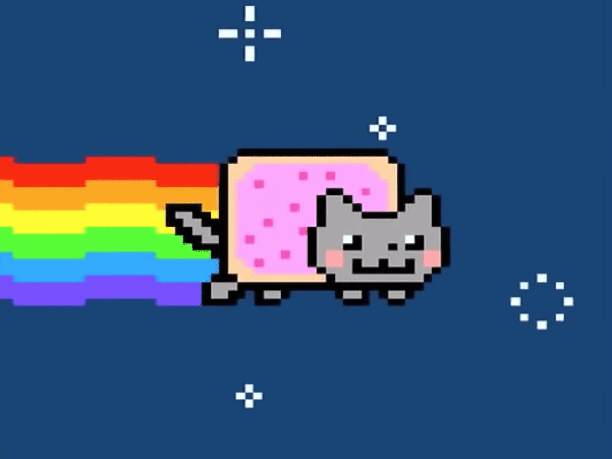 Nyan Cat by Nyan Cat