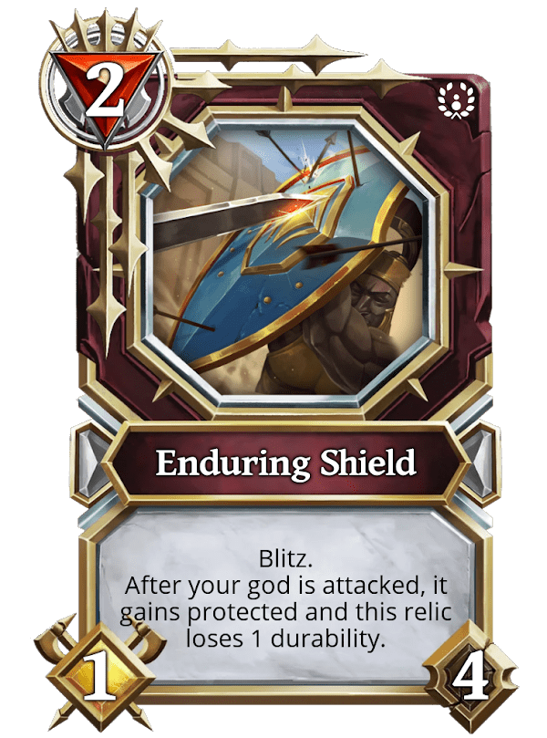 Enduring Shield #219569265 by Gods Unchained