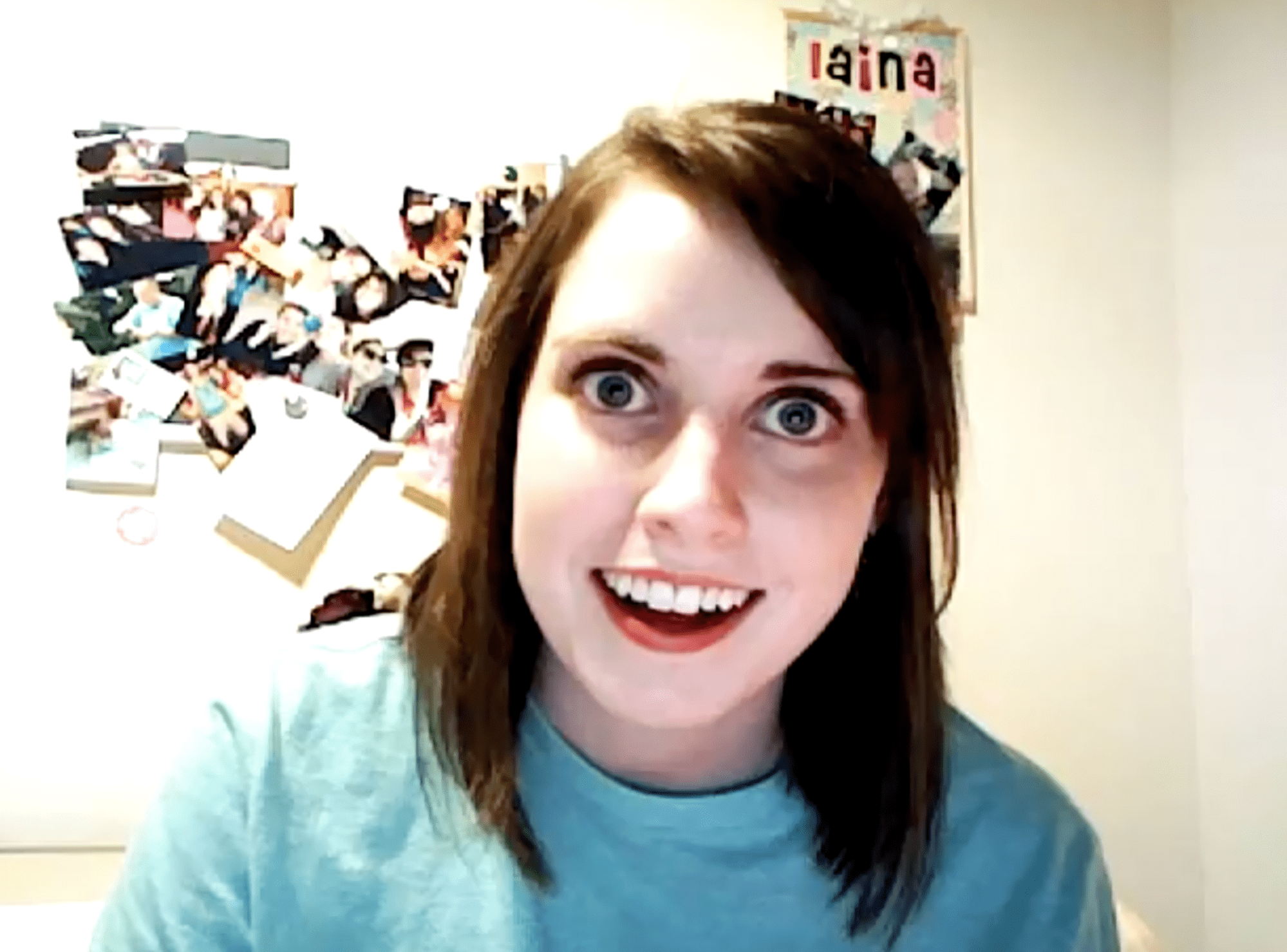 Overly Attached Girlfriend by Laina
