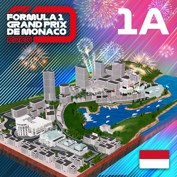 Formula 1 Grand Prix de Monaco 2020 1A by F1® Delta Time